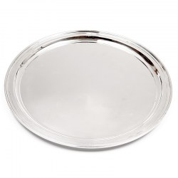 Vintage Tiffany & Co Sterling Silver Salver