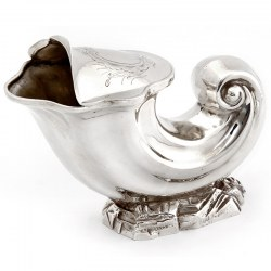 Victorian Silver Plate Spoon Warmer by Henry Wilkinson & Co (c.1880)