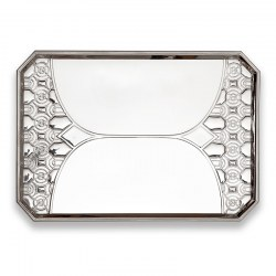 Antique WMF Silver Plated Pin Tray in the Manner of Liberty & Co (c.1900)