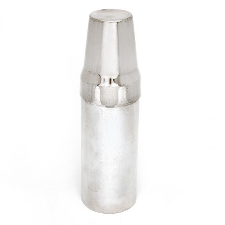 Vintage Silver Plated Boston Cocktail Shaker (c.1950)