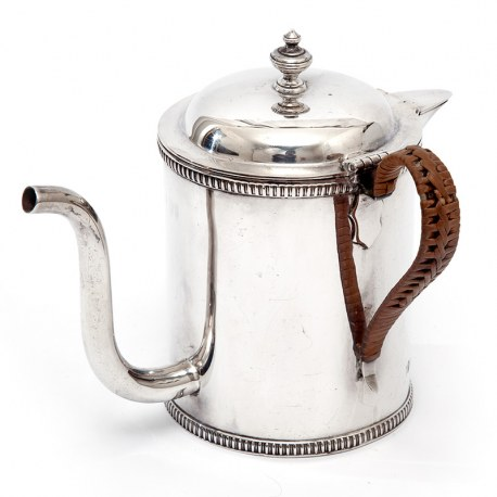 Antique Martin Hall & Co Silver Argyle in a George III Style (1912)